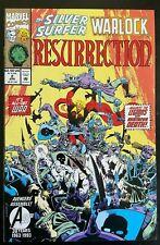 Silver Surfer Warlock Resurrection #2 ( APR-1993) Marvel Comics New