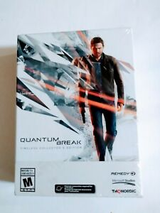 Quantum Break: Timeless Collector's Edition (PC Games) New - Sealed