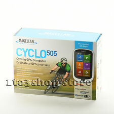 Magellan Cyclo 505 GPS Cycling Computer Biking Speedometer w/Heart Rate Monitor