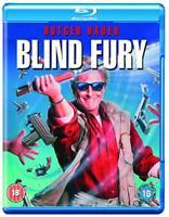 Blind Fury [Blu-ray] [DVD][Region 2]