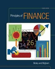 Principles of Finance, Brigham, Eugene F., Besley, Scott, Good Book