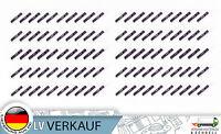 100 Stück 1P 1-Polig  2.54mm Buchsen für JR-Crimpkontakte Arduino RC-Modellbau