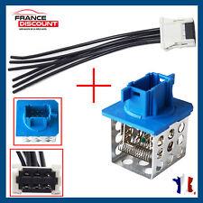 Resistance chauffage climatisation Xsara Picasso 206 Faisceau Prise branchement