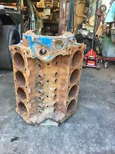 Ford 351 Cleveland Engine Block And Caps 302 Xy Xw Xa Xb Xc Xd Xe F100 F350 F250