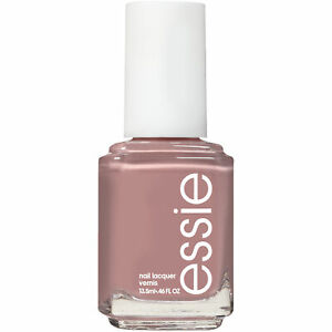 essie nail polish lady like pink mauve nail polish 0.46 fl oz