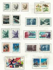 Norway, Beautiful issues from 1993 in Used Condition