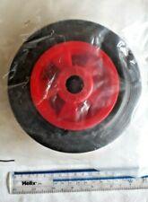 SFD Rubber Wheel - Red, 160mm - SKU 18206-0001