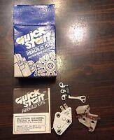 Quick Start GM Alternator Rebuild Kit Delcotron 10-SI Integral 597 & HO-7001