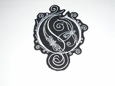 OPETH IRON ON EMBROIDERED PATCH