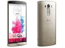 "5.5"" Nuevo LG G3 D850 Libre Telefono Movil 4G LTE 32GB GPS NFC 3GB Ram Oro"
