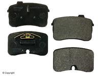 Mintex Disc Brake Pad fits 1990-1994 Audi V8 Quattro 200 Quattro  MFG NUMBER CAT
