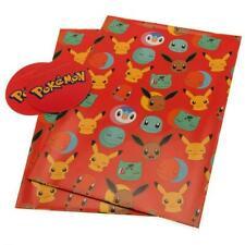 Pokemon Gift Wrap | OFFICIAL