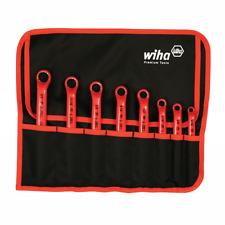 Wiha 21096 Insulated Inch Deep Offset Wrench, 8-Piece Set