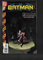 Batman #570 2nd DCU Harley Quinn Appearance No Man's Land DC Comics 1999