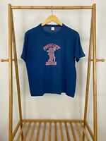 VTG 80s Sportswear Prescott Rebels Thin Single Stitch Short Sleeve T-Shirt L USA
