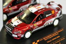 Vitesse 1/43 Scale 43421 Mitsubishi Lancer Evo X Rally Japan 2008 Diecast Model