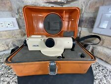 Vintage Pentax Al 6 Automatic Level Surveying Equipment No 524539 With Case