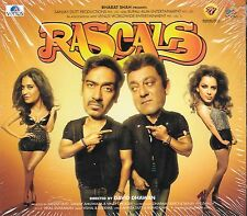 RASCALS - NEW BOLLYWOOD SOUND TRACK CD - FREE UK POST