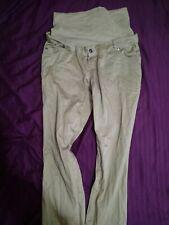 Brand New Mamalicious Maternity trousers size XL Mink Woven Pants Rrp £39.99