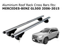 Aluminium Roof Rack Cross Bars fits MERCEDES BENZ GL 500 2006-2015
