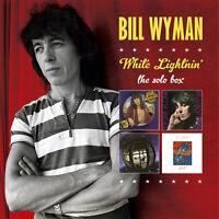 Bill Wyman - White Lightnin: Solo Box [New Vinyl LP] UK - Import