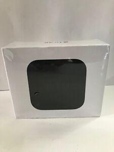 Apple TV (4th Generation) 4K HDR 64GB Media Streamer (MP7P2LL/A, A1842) - Black