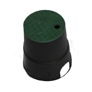 """7"""" Valve Box Lid Home Lawn Watering Irrigation Control Valves Boxes Cover Round"""