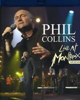 Phil Collins - Live at Montreux 2004 - 1996 [New Blu-ray]