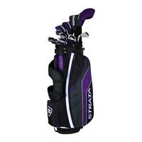 2019 Callaway STRATA ULTIMATE 16-Piece Complete Set w/Bag Womens Right Hand