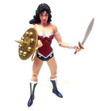 """DC Comics Justice League New 52 Style Wonder Woman 6"""" Scale Figure Jouet RARE"""