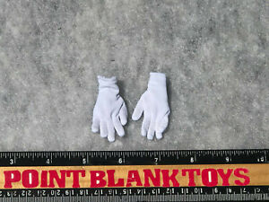 3R White Gloves & Bendy Hands WWII MODERN GM641 1/6 ACTION FIGURE TOYS did