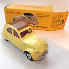 2 CV Ente  Dinky Toys / Atlas # 1147