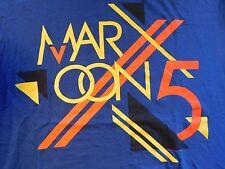 MAROON 5 2013 VIP Mens T-Shirt Size L