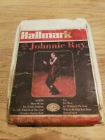 8 Track Cartridge The Best Of Johnnie Ray Genuine Rare Retro Authentic
