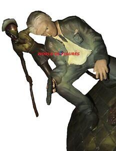 SILENT HILL 2 * JAMES & NURSE DESKTOP STATUE / FIGURE * MUCKLE / OXMOX * RARE