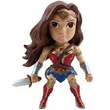 Wonder Woman Metal Comic Book Heroes Action Figures