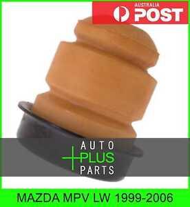 Fits MAZDA MPV LW 1999-2006 - Rear Bumper Coil Spring Bump Stop