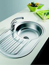 Pyramis Einbauspüle SR MINI Edelstahlspüle Küchenspüle Spülbecken Waschbecken