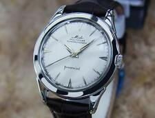 Mido Multifort Automatic Powerwind Wind Mens Stainless St 1960s 35mm Watch mx72