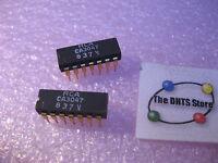 RCA CA3047 OpAmp IC 14 Pin Gold DIP Plastic  - NOS Qty 2