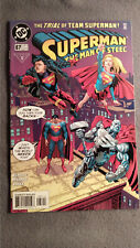 Superman The Man of Steel #87 (1999) FN-VF DC Comics $4 Flat Rate Combined Ship