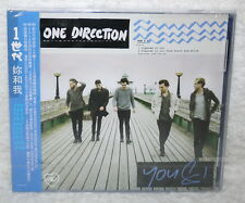 One Direction You & I 2014 Taiwan CD w/OBI