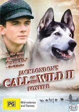 Jack London's Call Of The Wild 2 - Foxfire (Brand New Region 4 DVD, 2009)