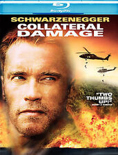 Collateral Damage (Blu-ray Disc, 2009) Arnold Schwarzenegger