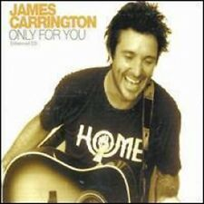 JAMES CARRINGTON Only For you ACOUSTIC& VIDEO CD Single