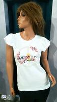 Denny Rose t-shirt con applicazioni art. 911ND64015 collezione Jeans p.e. 2019