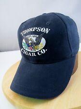 Thompson Cigar Collectors Hat Cap Tampa Tobacco