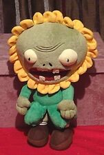 Plants Vs Zombies Genuine PopCap Collectable Large 11 Inch Zombie Toy Plush