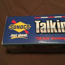 Sunoco Talking Tanker Truck Box Never Opened  5th Of A Series