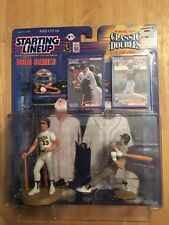 Mark Mcgwire & Jose Canseco 1997 Starting Lineup Sports Figures New Oakland A'S